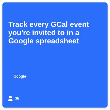 google calendar got a huge update