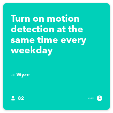 IFTTT + Wyze Cam = connected home security for all - NIGERIA